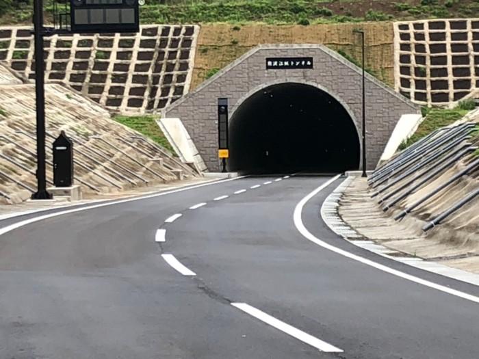 難波江坂トンネル開通